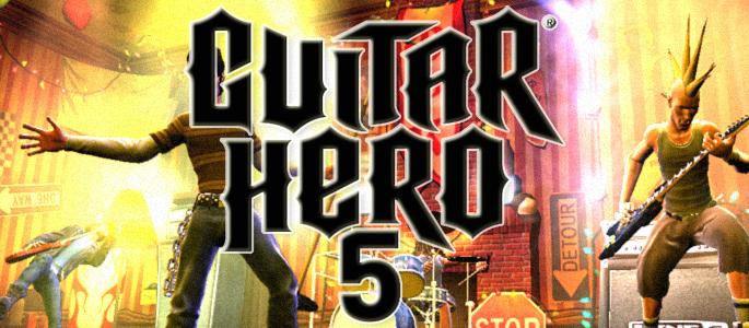 PRoLive – Android. Краткий обзор игры Guitar Hero 5